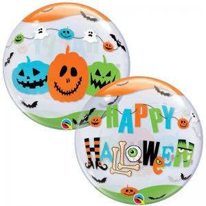 "Bubble 22"" Halloween Fun Font"