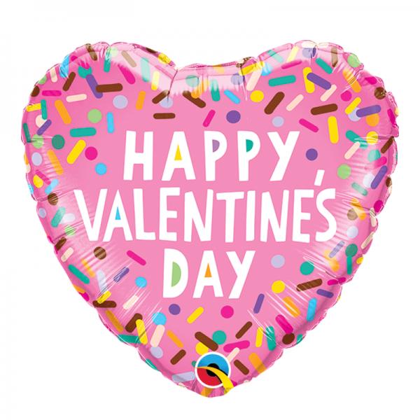 """9"""" Valentines Sprinkles"""