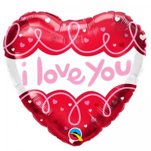 I Love You Doodle