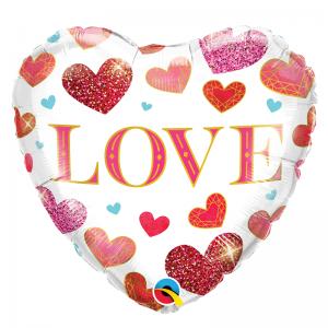 Love Jewel Hearts