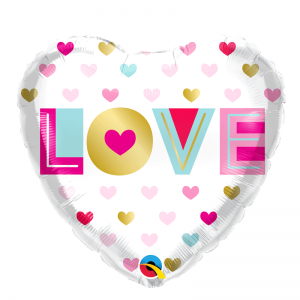 Love Metallic Hearts