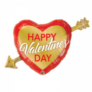 Valentines Golden Arrow