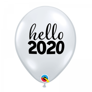 Hello 2020 Diamond Clear