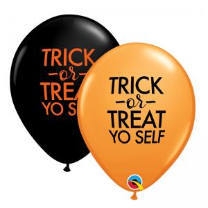 Trick-Or-Treat Yo Self