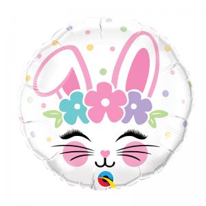 """18"""" Bunny Face"""