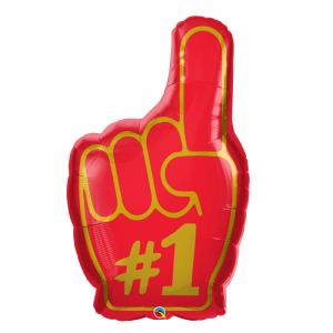 #1 Finger