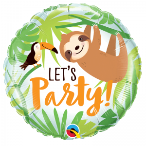 Let's Party Toucan & Sloth