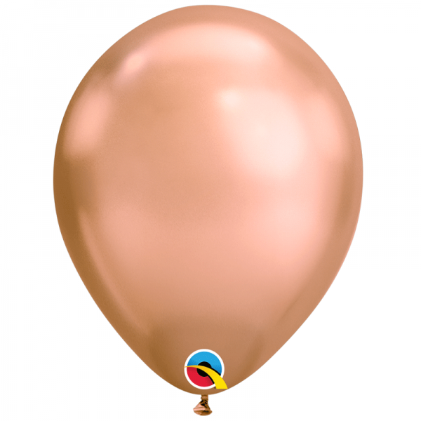 Chrome Rose Gold