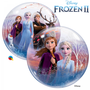 "Bubble 22"" La Reine des Neiges 2"