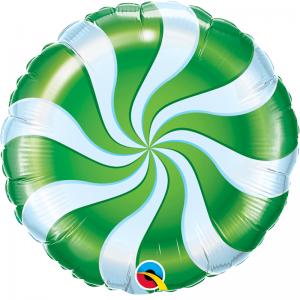 Candy Swirl Green