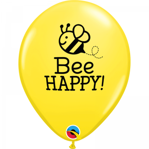 "Latex 11"" Bee Happy"