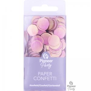 Confetti Rose Gold Ombre