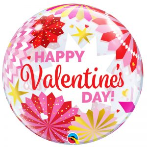 Valentine's Day Paper Fans