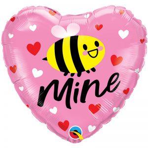 Bee Mine Hearts