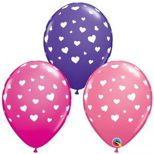 Random Hearts-A-Round Assortiment