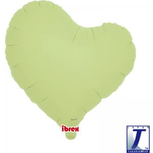 """Sweet Heart 14"""" Pastel Green"""