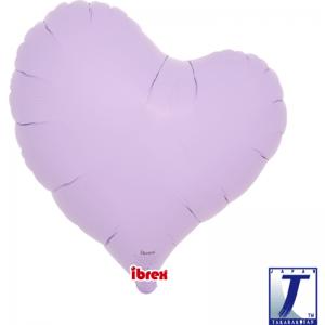 "Sweet Heart 14"" Pastel Lavender"