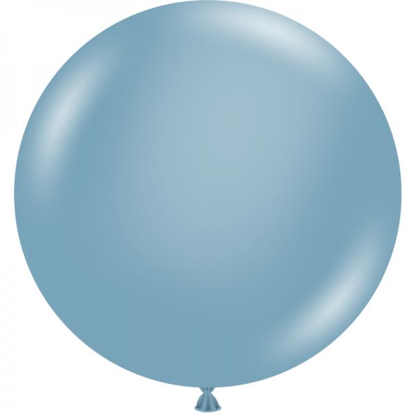 """Ballon 17"""" Blue Slate"""