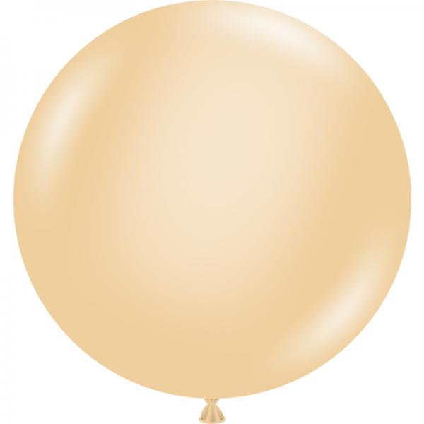 "Ballon 17"" Blush"