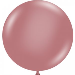 "Ballon 17"" Canyon Rose"