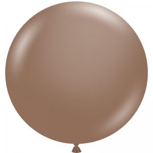 """Ballon 17"""" Cocoa"""