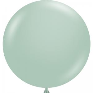 """Ballon 24"""" Empower Mint"""