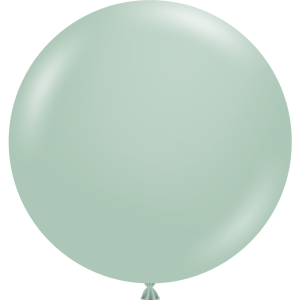 "Ballon 17"" Empower Mint"