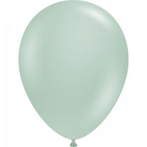 """50 Ballons 5"""" Empower Mint"""