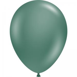 """50 Ballons 5"""" Evergreen"""