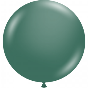 "Ballon 17"" Evergreen"