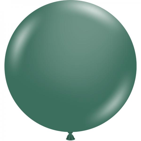 """Ballon 17"""" Evergreen"""