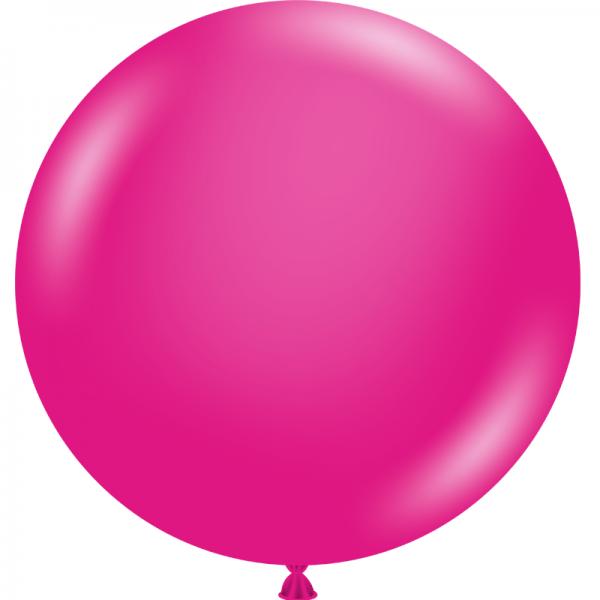 """Ballon 24"""" Hot Pink"""