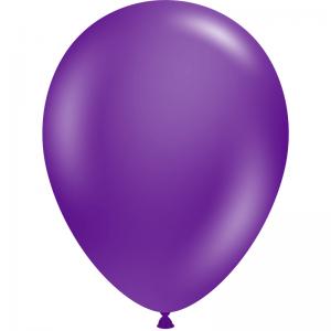 """144 Ballons 11"""" Plum Purple"""
