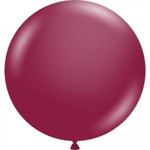 """Ballon 17"""" Sangria"""