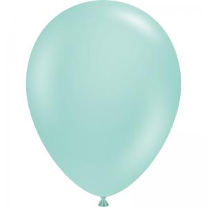 """50 Ballons 5"""" Sea Glass"""