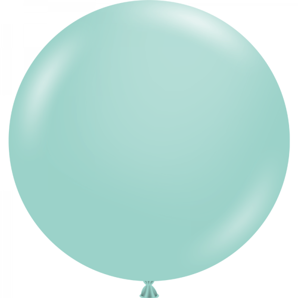 "Ballon 24"" Sea Glass"