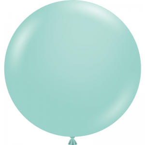 "Ballon 17"" Sea Glass"