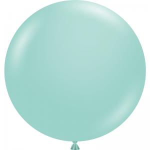 """Ballon 17"""" Sea Glass"""