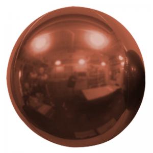 """Ballon Sphère 7"""" Cuivre Miroir"""