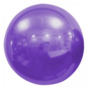 """Ballon Sphère 20"""" Lilas Miroir"""