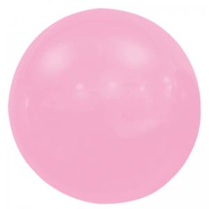 "Ballon Sphère 32"" Rose Pastel"