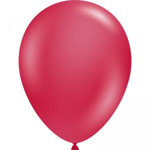 "144 Ballons 11"" Starfire Red"