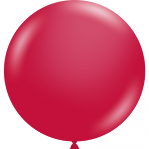 "Ballon 17"" Starfire Red"