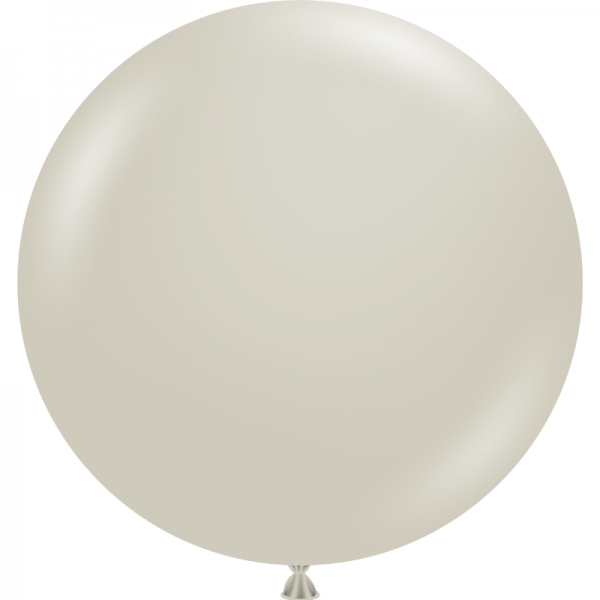 """Ballon 17"""" Stone"""