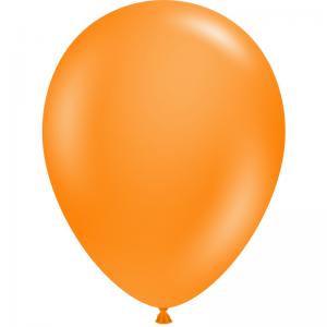 """144 Ballons 11"""" Tangerine"""