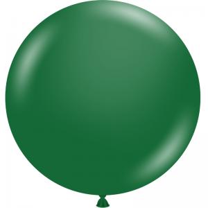 """Ballon 17"""" Forest Green"""